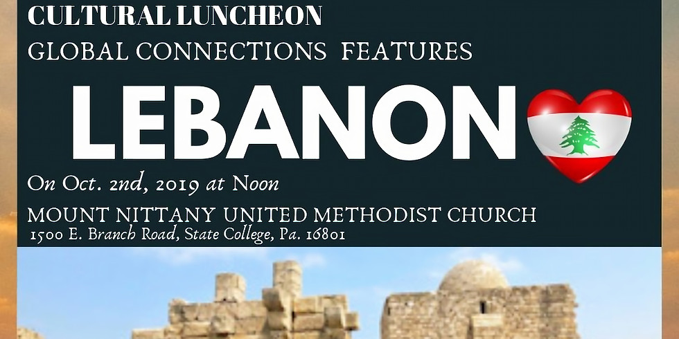 Lebanese Luncheon