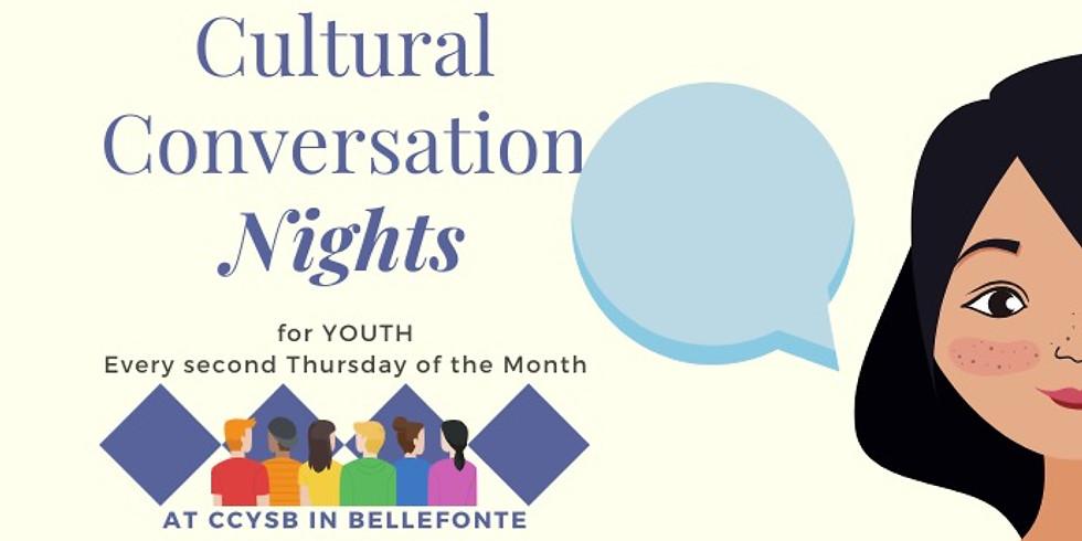 Cultural Conversation Nights