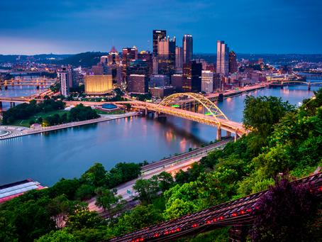 Pittsburgh, Estados Unidos: La ciudad de los puentes