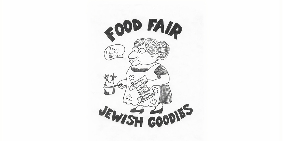 Hadassah Food Fair 2019