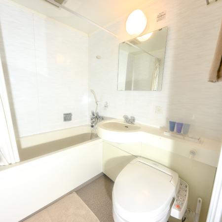 1Fベッドルーム内バスルーム(バスルーム付き別個室)