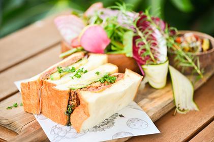 エシレ発酵バターブレッドサンドイッチ(各種)