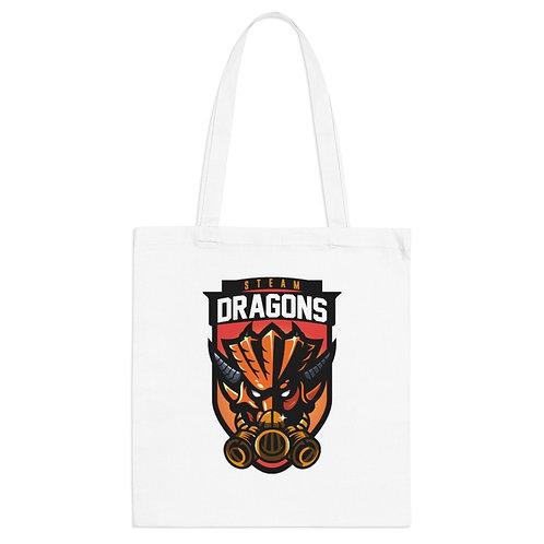 SteamDragons Tote Bag