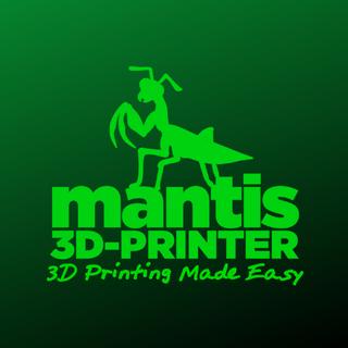 Mantis 3D Printer