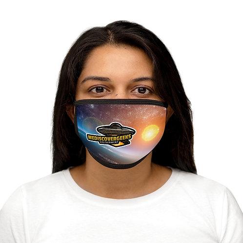 WDG Mixed-Fabric Face Mask