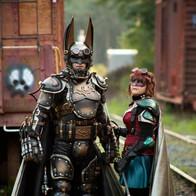 Steampunked Batman