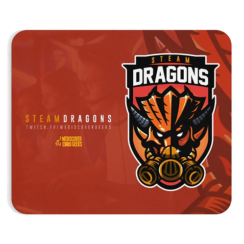SteamDragons Mousepad