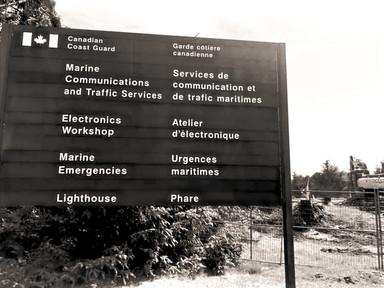 Ucluelet Coast Guard Station