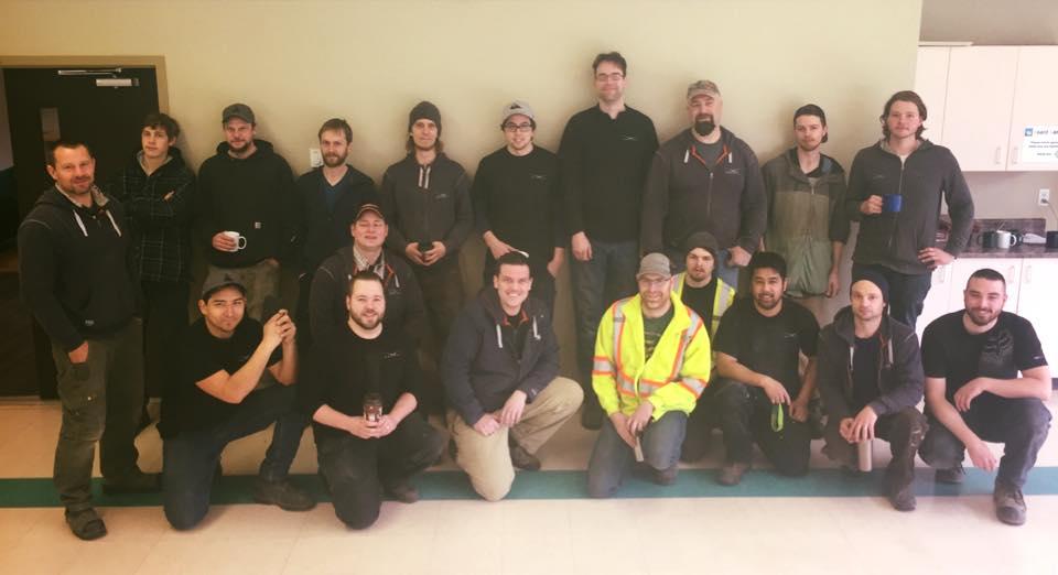 Osprey Staff @ Imadene