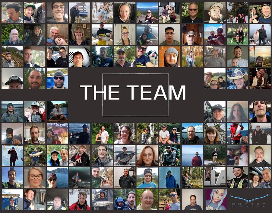 Osprey Team
