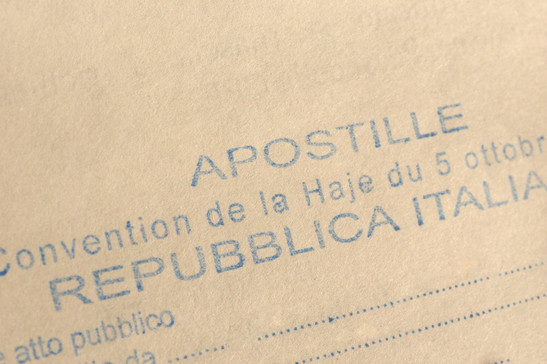 Apostille Services