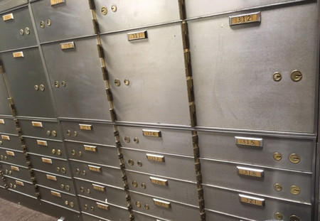 Safe Deposit Box Content Witnessing