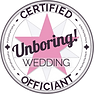 Unboring Wedding Certified OFFICIANT Bad