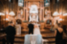 wedding contier