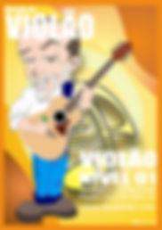 método de violão