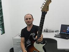 aula de guitarra são carlos