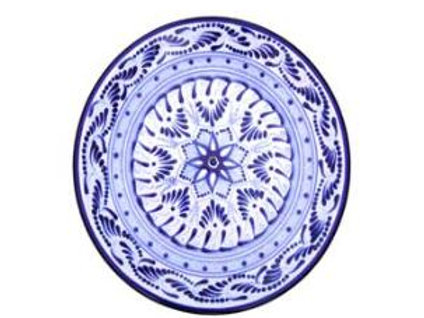 Colonial Plate