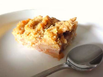 Apple Crisp Recipe, Crumble Topping