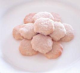 Mexican Wedding Cakes/Polvorones