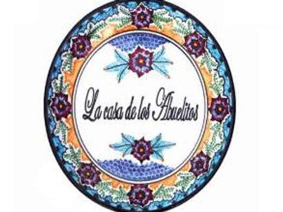 Abuelito's Plate