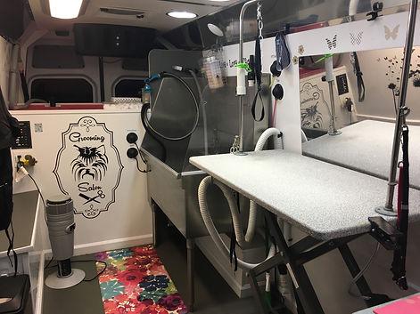 Mobile Dog Grooming Ohio