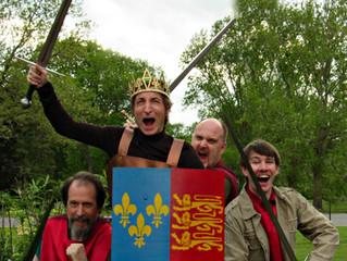 Meet the Cast of Henry V: Ryan Farrell