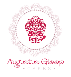 Augustus Gloop Cakes
