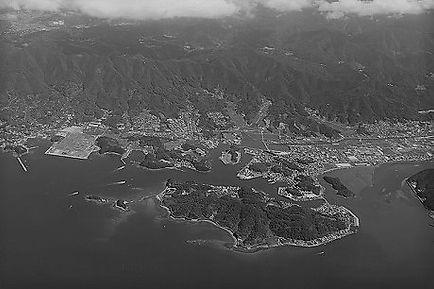 宿毛湾と真珠