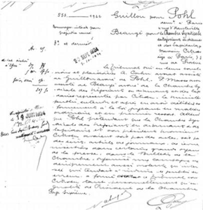 ミキモト パリ裁判