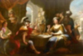 クレオパトラと真珠