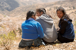 Adolescent indigenous girls 2_Llavini_Bo