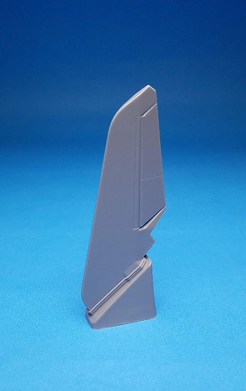 1:144 Space Shuttle Vertical Stabilizer, Late