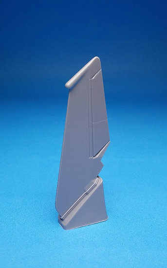1:144 Space Shuttle Vertical Stabilizer, Late, with SILTS Pod