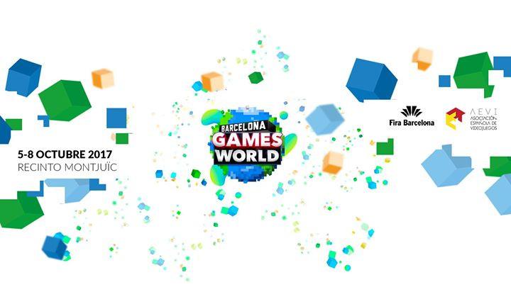 Barcelona GAMES WORLD 2017 Bandai Namco