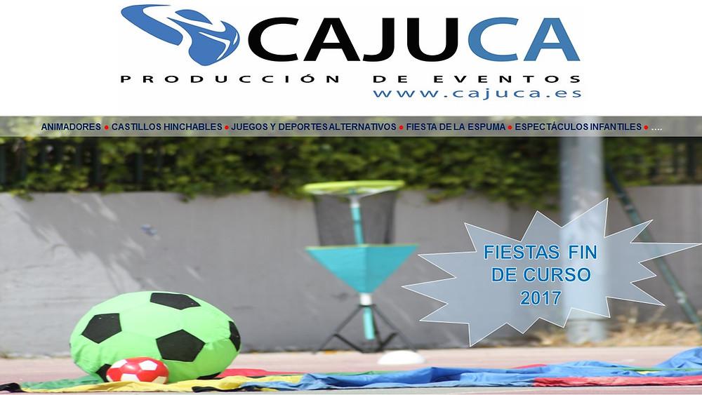 Fiestas FIN DE CURSO 2017