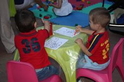 Ludoteca, Bebeteca juegos infantiles