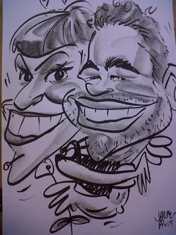 Caricaturista www.cajuca.es
