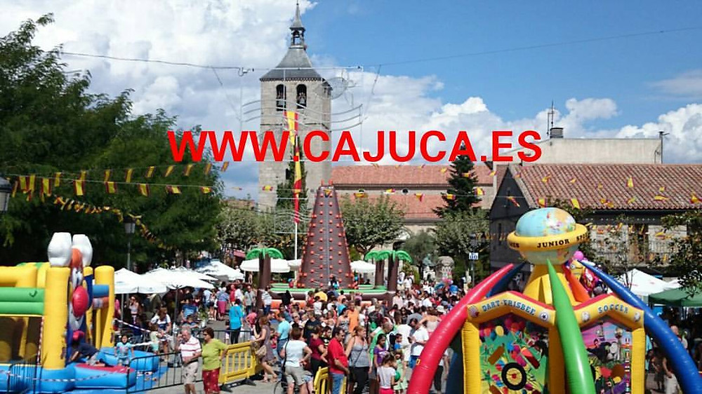 Cajuca Fiestas