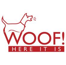 WOOF! Here it is.