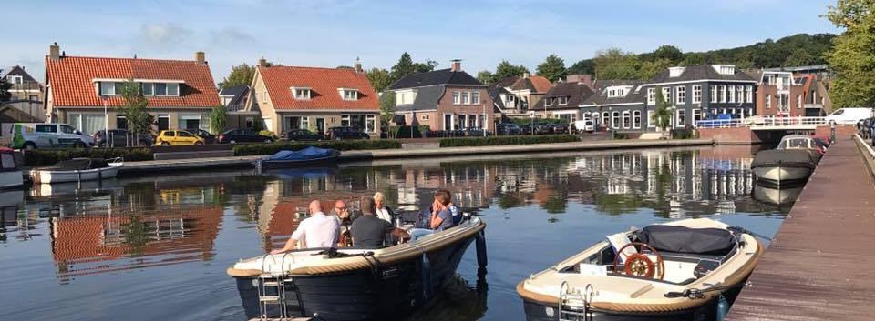 Sloepverhuur Friesland