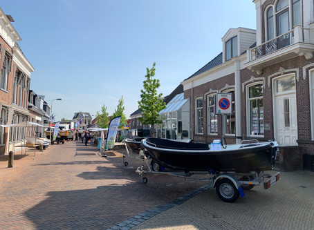 Opening watersport seizoen 2019 in Joure