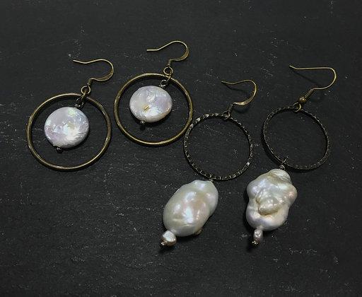 brass & pearls