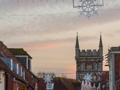 5 Reasons to Visit Wimborne at Christmas