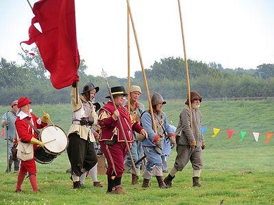 Wimborne-History-Fest-Civil-War-c-Liz-Tu