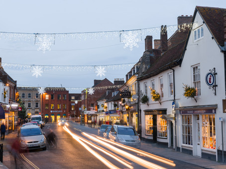 Wimborne Minster is a Great British High Street