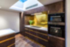Splinter Works, elegant, contemporary kitchen design