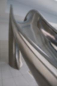 Designe swimmingpool slide