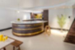 Elegant kitchen design by Splinter Works