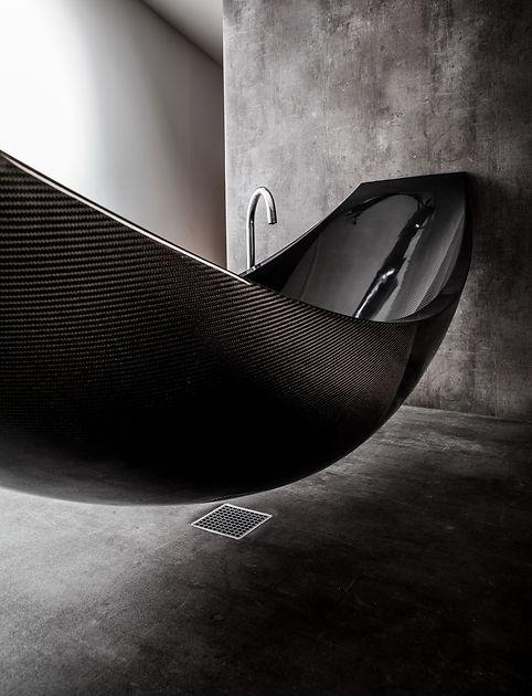 Carbon Fibre Hammock Bath Splinterworks