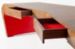 custom desk commission